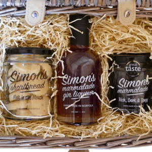 Simon's Table Hamper