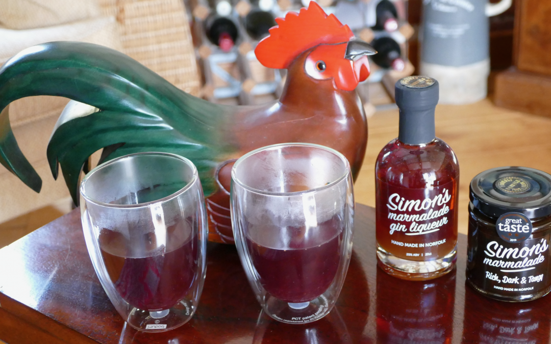 Simon's Mulled Wine