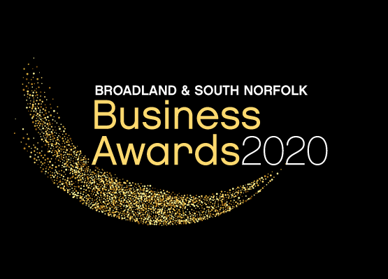 Finalist in Broadland & South Norfolk Business Awards