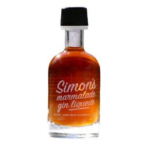 5cl Simon's Marmalade Gin Liqueur