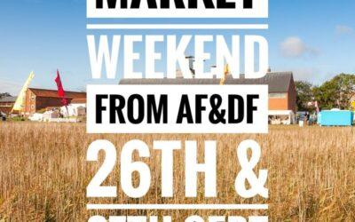 Aldeburgh Food & Drink Festival 26th & 27th September