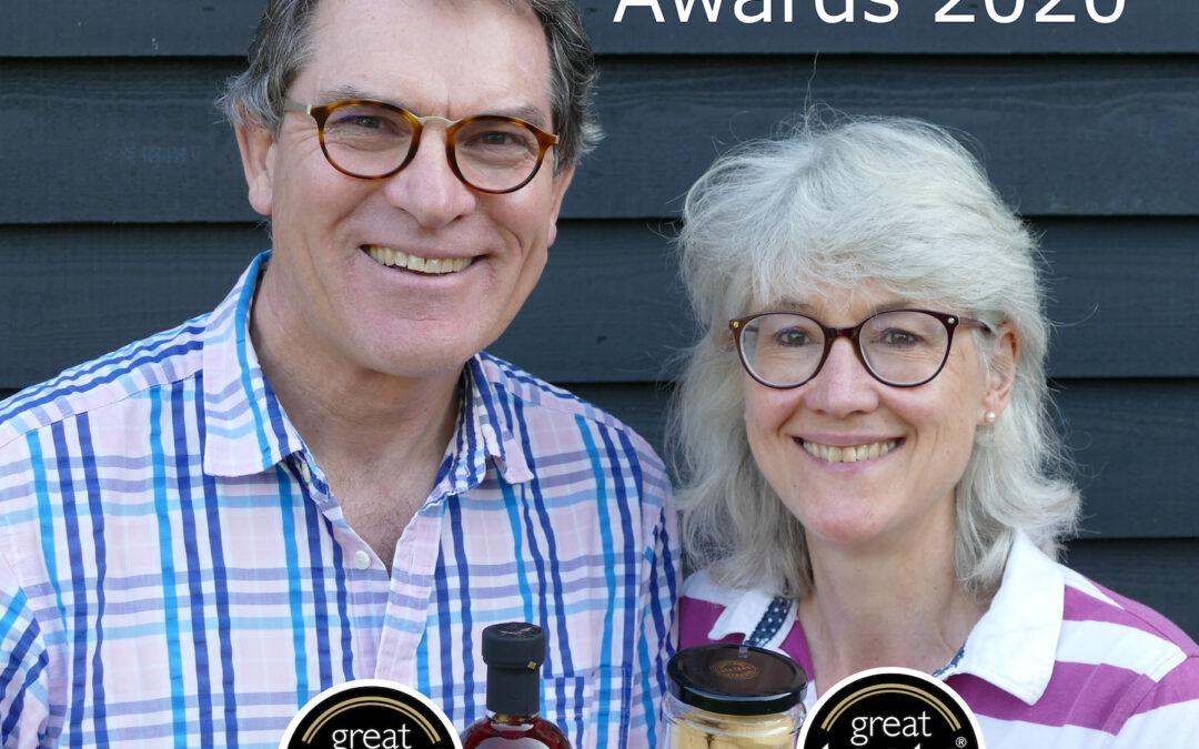 Great Taste Award Winners Again!