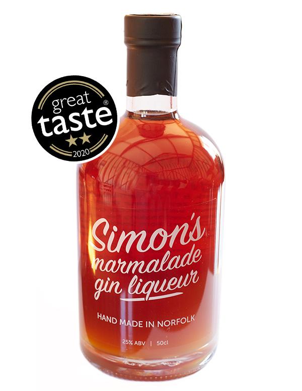 Simons Gin Liqueur