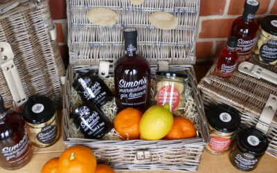 Simon's Hampers are back but this time they're bigger!